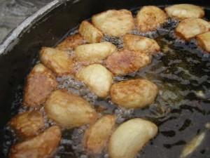 ニンニク料理