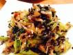 レシピ/青菜と新生姜のふりかけ